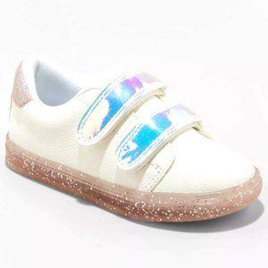 NWT Cat & Jack Toddler Girls' Sneakers Sz 7